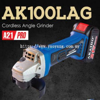 Cordless Angle Grindle AK100LAG