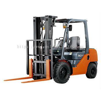 Recondition Forklift (Diesel Power Type)