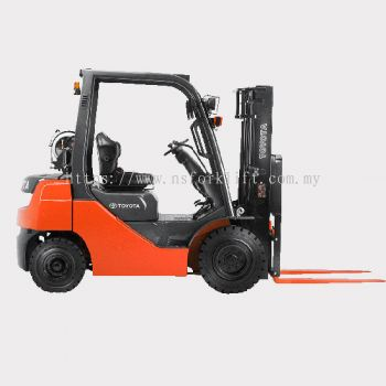 Recondition Forklift (LPG Power Type)