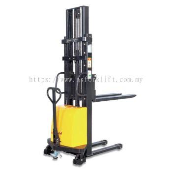 Semi-Electric Stacker