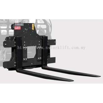 Forklift Attachment (Rotator)