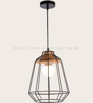 CEILING LIGHTING 603-1-B LC (JLM)