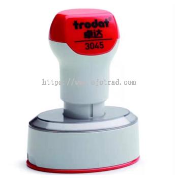 Trodat Rubber Stamp Self Inking-3045