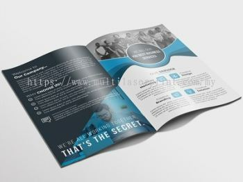 Booklet, Contract, Profile