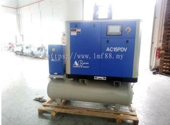 Huat Air 5 in 1 Screw Air Compressor