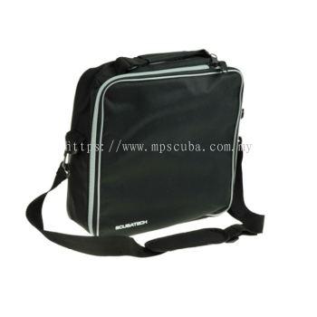 Bag for regulator quadratic Scubatech