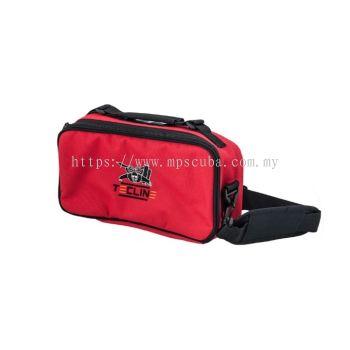 Bag for regulator red Tecline