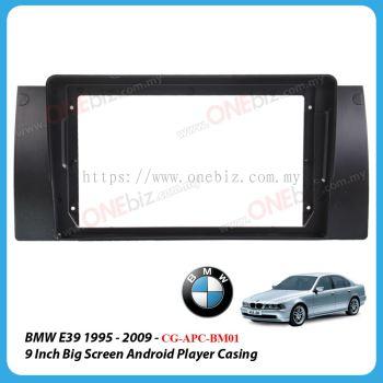 BMW E39 1995 - 2009 - 9 Inch Android Big Screen Player Casing - CG-APC-BM01