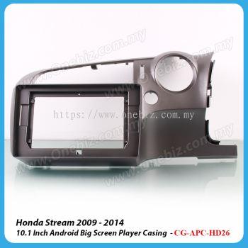 Honda Stream 2009 - 2014 10.1 Inch Android Big Screen Player Casing - CG-APC-HD26