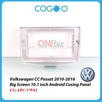 Volkswagen Passat / CC (B7) 2010 - 2016 - 10.1 inch Android Big Screen Player Casing - CG-APC-VW02