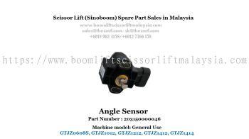Scissor Lift Spare Part- Angle Sensor Part No. : 203150000046