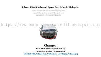 Scissor Lift Spare Part- Charger Part No. : 203100000025