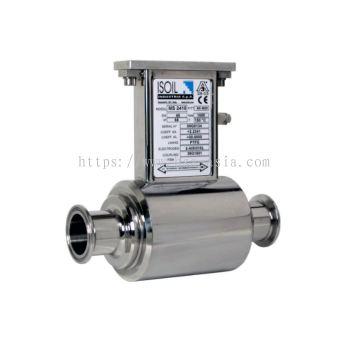 SANITARY SENSOR FOR ELECTROMAGNETIC FLOW METERS MS 2410 ISOMAG