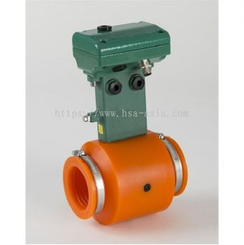 PLASTIC SENSOR FOR ELECTROMAGNETIC FLOW METERS MS5000 CIAO