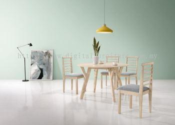 Dining Set (4 Seater) - T73 / C158