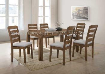 Dining Set (6 Seater) - T24 / C35