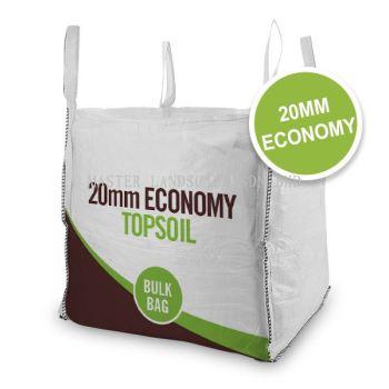 20mm Economy Topsoil