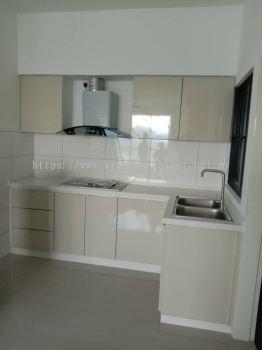 Simplicity in Design 4G cabinet, Bukit Jalil