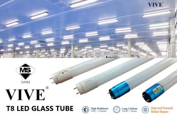 VIVE T8 TUBE GLASS TUBE