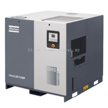 Atlas Copco GHS 1600 VSD Screw Vacuum Pumps