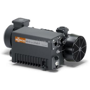 BUSCH RA 100 F Oil Rotary Vane Vacuum Pump