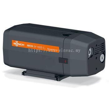 BUSCH SECO SV 1025C Dry Rotary Vane Vacuum Pump
