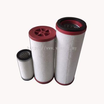 Exhaust  Filter For Becker vacuum pump