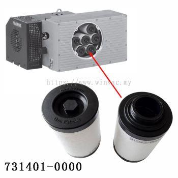 Exhaust Filter 731401