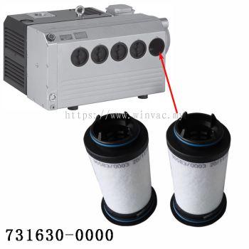 Exhaust Filter 731630
