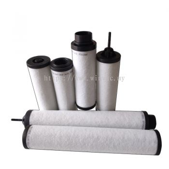 Exhaust Filter or Oil Separator for Leybold