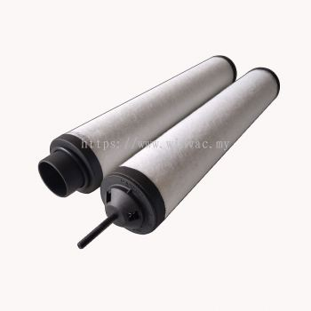 Exhaust Filter SV300B EXHAUST FILTER WITH BYPASS Vacuum pump parts or Oil mist separator