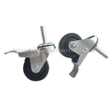 3 Inch ESD Castor Wheels