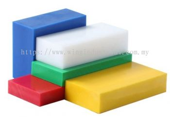 Thick HDPE Plastic Sheet