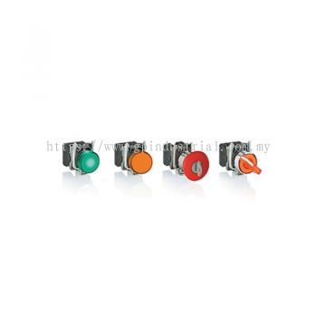 Push Buttons, Cam Switches & Pilot Ligths - XB4 Series