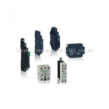 Zelio Solid State Relays