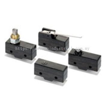 Basic Switches (Z-Size)