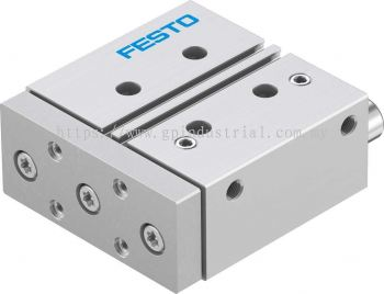Guided actuator, metric DFM