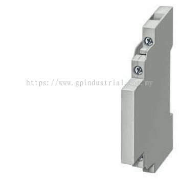 3RV AUXILIARY SWITCH BLOCK 6A