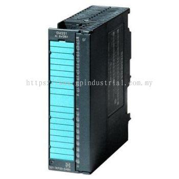 SIMATIC S7-300 ANALOG INPUT SM 331 50MA 24V