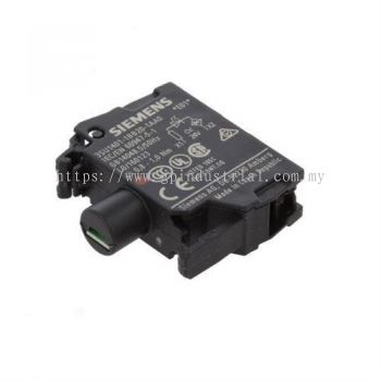LED MODULE WITH INTEGRATED LED 24 VAC/DC RED