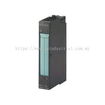 SIMATIC DP 5 ET 200S 4 DIGITAL OUTPUT MODULE 24VDC 0.5A