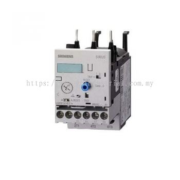 3RB THERMAL OVERLOAD RELAY 6-25A SIZE S0 CLASS 20