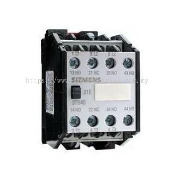 CONTACTOR AND MOTOR STARTER