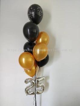 Balloon Bouquet Design A