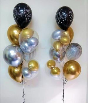 Balloon Bouquet Design F