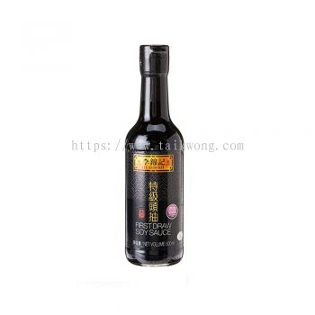 First Draw Soy Sauce (500ml)