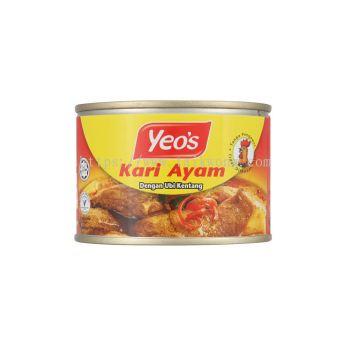 Yeo's Kari Ayam (145g)
