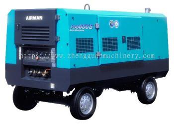 Air Compressor Portable Series PDS655S-4B2