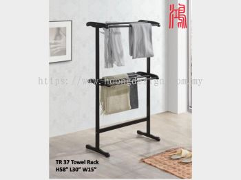 TR 37 Towel Rack (Double Layers)