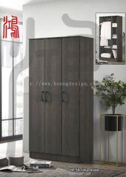 HF 587 Wardrobe